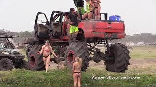 Okeechobee Mudding - Plant Bamboo Trucks Gone Wild