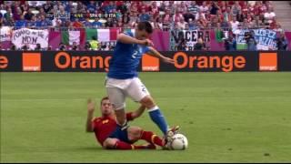 (uefa euro 2012) (group c) (spain vs italy)