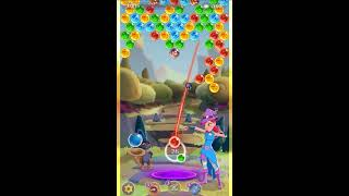 Bubble Witch 3 Saga Level 101 (fairy Nests)