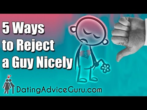 5 Ways to Reject a Guy Nicely