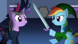 Nintendo Re-enacted by Ponies