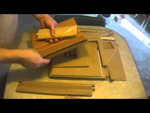 Building a Dollhouse Shell Kit, Part 1