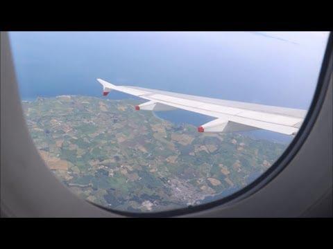 British Airways A319 - Belfast City airport to Londons Heathrow airport