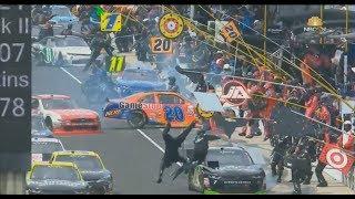 NASCAR Xfinity Series 2017. Indianapolis Motor Speedway.