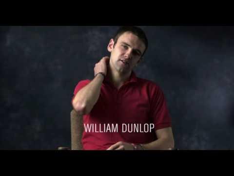 William Dunlop mindset