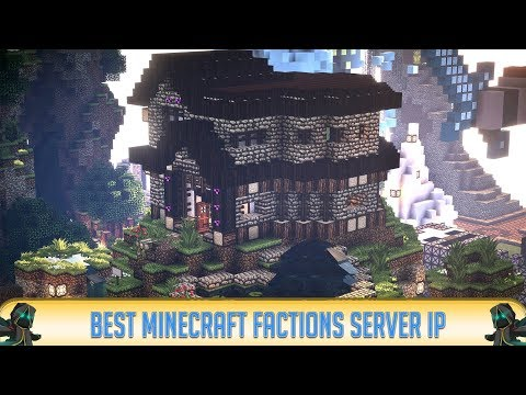 MINECRAFT 1.12.2 FACTIONS SERVER! (IP in Desc.) | BEST FACTIONS SERVER | 2018