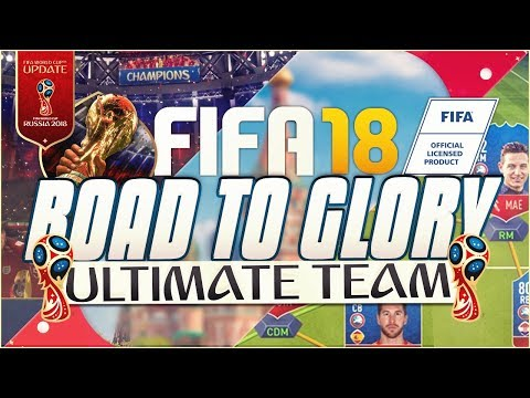 FIFA 18 World Cup - ROAD TO GLORY EP1 - A GREAT START!!