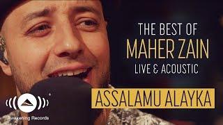 Maher Zain - Assalamu Alayka   ماهر زين - السلام عليك   The Best of Maher Zain Live & Acoustic