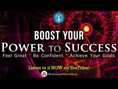 "Quick Motivation Frequency 183Hz ""Boost Your Power To Success"