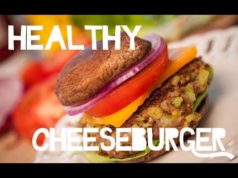 Healthy Cheeseburger | Cheap Clean Eats