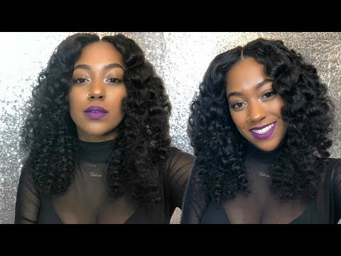 START TO FINISH Removable QUICK Weave with Closure feat. Luvin Hair Shop