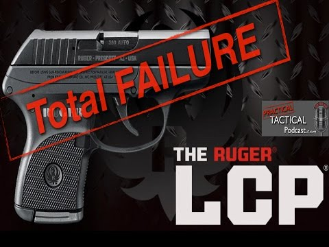 Ruger LCP 380 Torture Test  (Part 1)
