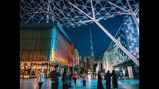 Download City Walk Dubai I Vlog # 8 I Best place to visit in Dubai 2018 Video