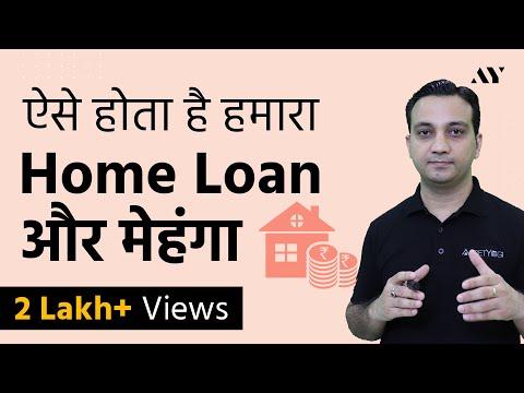 Home Loan Insurance Protection Plan vs Term Plan - Hindi (2018)