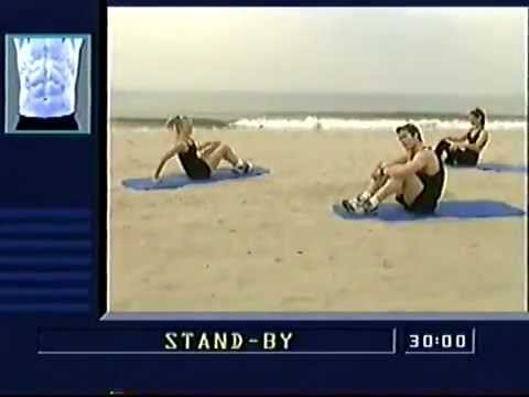 The 7 minute abs with timer - Fit for life series