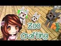 New Puppy and Ocelot Exhibit!!! 🐾 | Zoo Crafting | Ep.168 [Modded Minecraft]