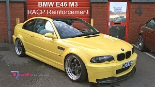 BMW E46 M3 CSL - Suspension & Bush Overhaul