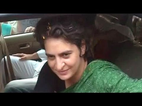 Download Priyanka Gandhi The Beautiful Lady With Fashion
