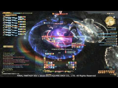 FFXIV ARR: Dhorme Chimera Video & Guide (Relic Quest)