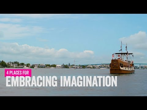 Florida Travel: 4 Places for Embracing Imagination