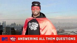 Emmanuel Hudson aka E-Man Breaks Down the 🐦 & 🐝 | Wild