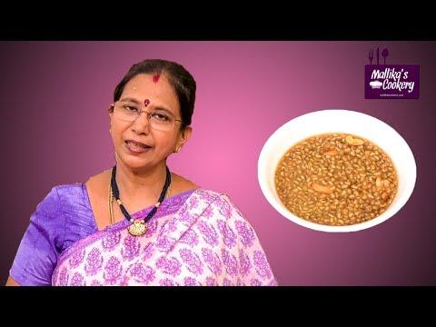 VENDHAYA (Fenugreek) PAYASAM : Mallika Badrinath Recipe | Rajasthan Style