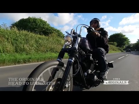 The Originals hit the road for the Sailor Jerry Ride 2016