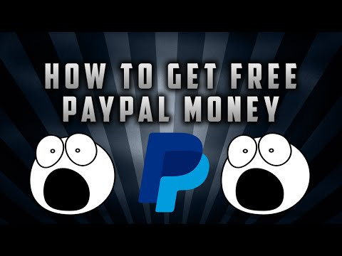 HOW TO GET FREE PAYPAL MONEY!? (Working 2018)