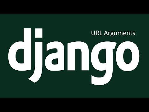 Passing Values Through the URL in Django
