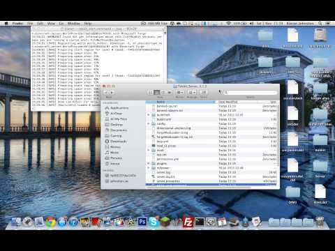 How to Setup a Tekkit Server 3.1.2 Mac