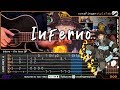 Download lagu Fire Force OP - Inferno - Mrs. GREEN APPLE - Fingerstyle Guitar Cover + TAB Tutorial