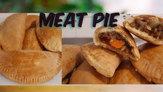 BEST NIGERIA MEAT PIE,|| STEP BY STEP ON HOW TO MAKE MEAT PIE