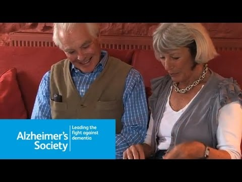 Maintaining your identity after a dementia diagnosis: Christopher's story