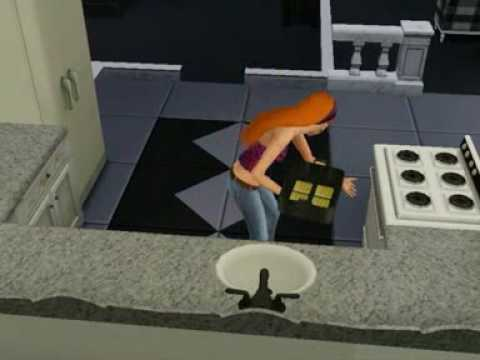 The Sims 3- Cooking