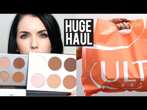 HUGE ULTA HAUL 2015 | Makeup, Hair, Skin Care