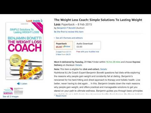 The Weight Loss Coach - Simple Solutions To Lasting Weight Loss Sample