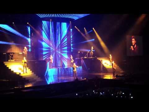 Stereo Kicks - Let it Be (Leeds XFactor Live)