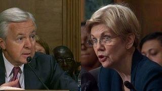 Sen. Warren grills Wells Fargo CEO