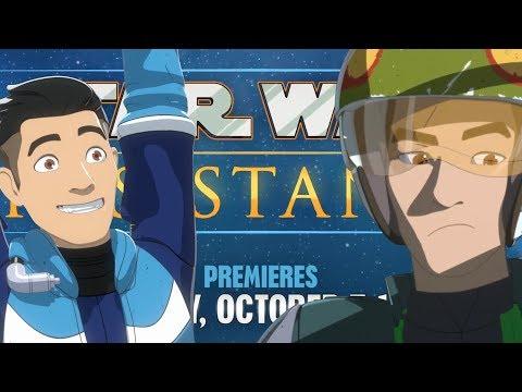 Star Wars Resistance - Should We Be Excited?