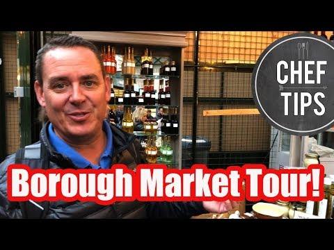 Borough Market 2017 Tour!