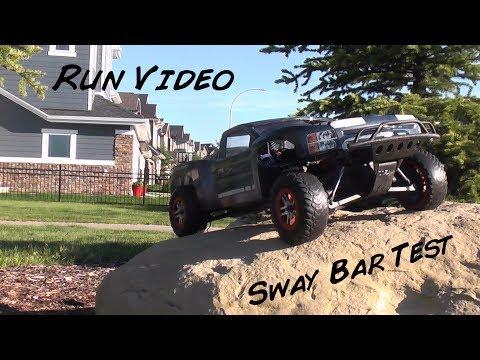 Slayer Pro 4x4 Calgary, Alberta + Sway Bar Test