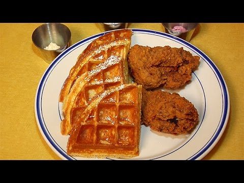 How to Make Sweet Chick's Signature Chicken and Waffles