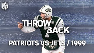 That Time a Punter Played QB for the Jets and Threw 2 TD