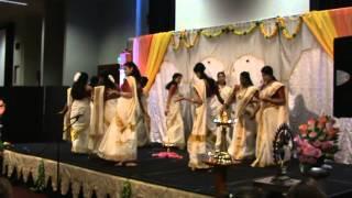 Yami Thiruvathira Ballarat 2014