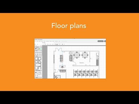Floor plan for Mac