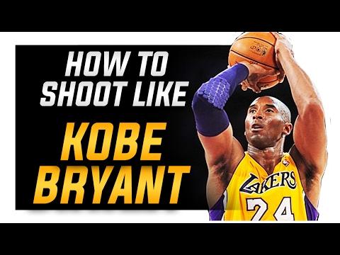 How to Shoot like Kobe Bryant: Shooting Form Blueprint