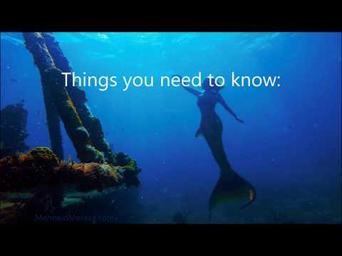 How To Become A Mermaid/Merman Without A Spell