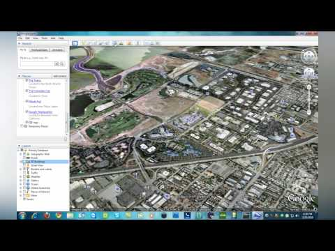 Go Back In Time With Google Earth