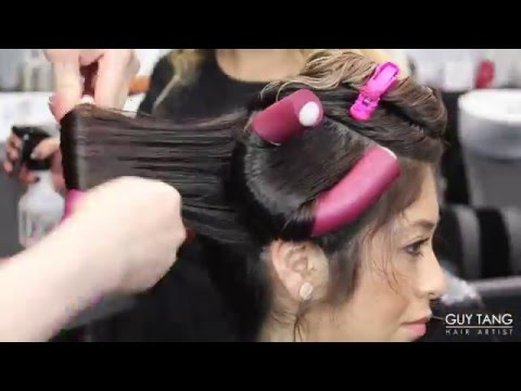 Permanent Beach Waves Tutorial