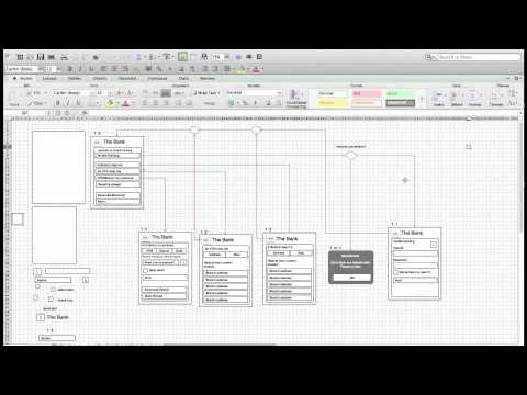 (Pt4)The use of Excel in building wireframes- Linked Wording Files